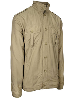 Safari Jackets in Safari-style design with anti-insect fabric