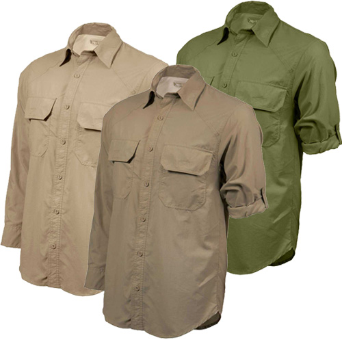 Men's Explorer Anti-Insect Safari Shirt has good client reviews
