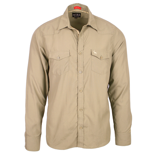 Men's Anto-insect Everything Safari Shirt in Safari Suitable Colour, by The Safari Store