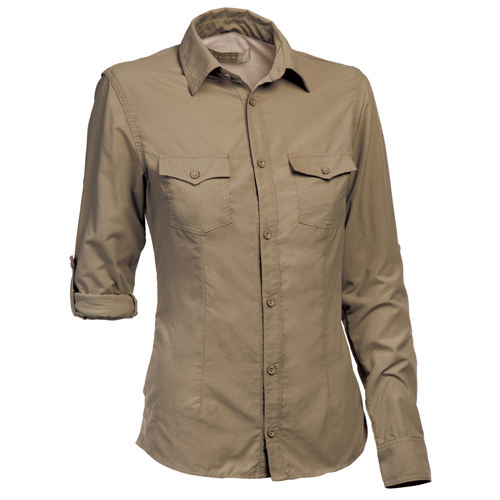 Women's Pioneer Anti-Insect Safari Shirt, by The Safari Store