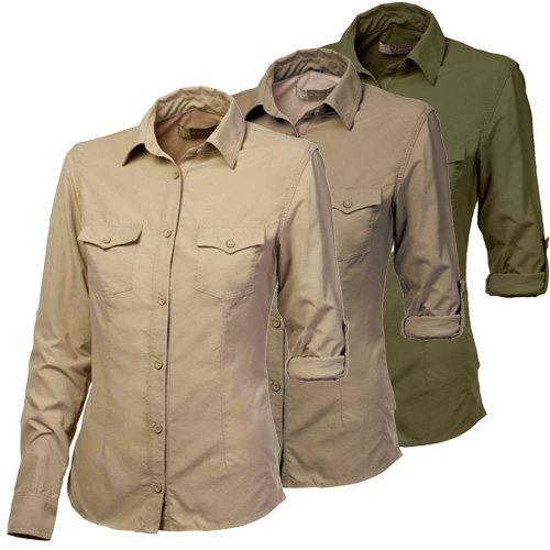 Women's Pioneer Safari Shirt is highly rated by our clients