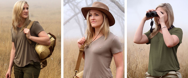 Womens Safari T-Shirt